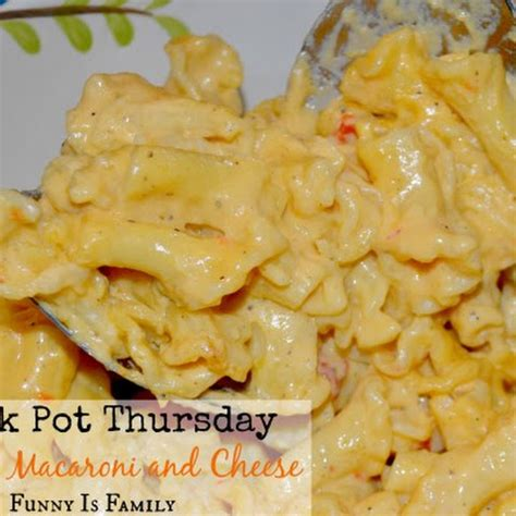 Crock Pot Mac And Cheese With Cottage Cheese by 10 Best Crock Pot Macaroni And Cheese With Cheddar Cheese Soup Recipes Yummly