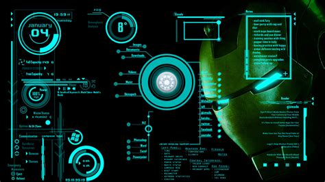 themes for windows 7 civil engineering ironman jarvis theme desktop by scrollsofaryavart on