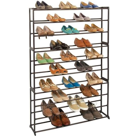 shoe storage rack organizer shoe rack organizer bronze in shoe racks