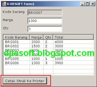 Jual Cetak Map Raport Kaskus cetak print to printer struk jual beli tanpa