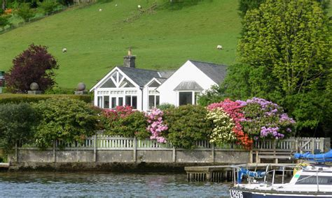 cottages with lake access cottages in the lake district
