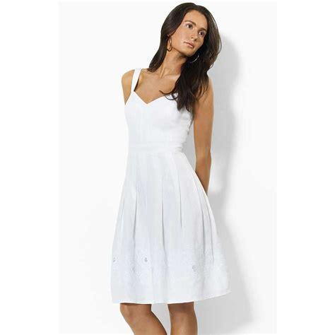 sundresses for women dresses sundresses for women lauren by ralph lauren linen