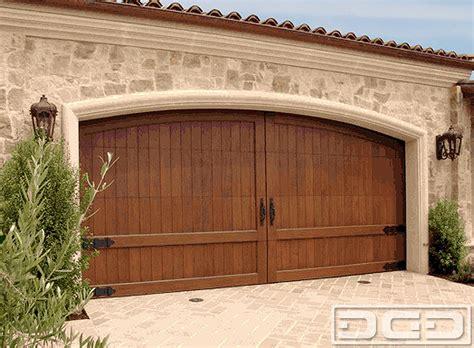 California Dream 15 Custom Architectural Garage Door California Overhead Door