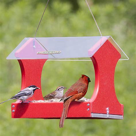 duncraft com classic cardinal platform feeder