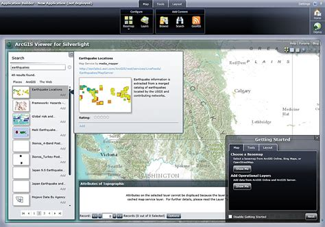 arcgis webapp builder tutorial creating custom web mapping applications without programming