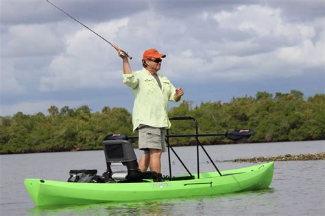 pedal boat in lake orion stand up fishing kayak for better fishing