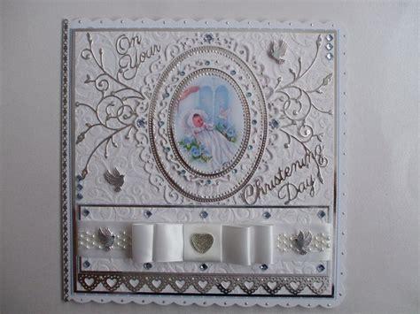 Handmade Christening Card - handmade christening card for a boy my handmade cards