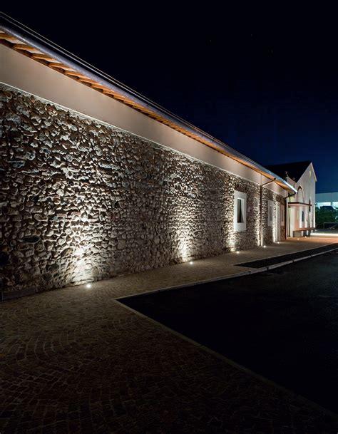 produttori apparecchi illuminazione illuminazione da incasso per esterni a led produzione