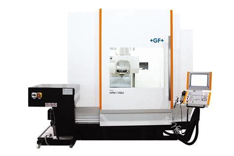 Nori 200 300 Mikron 3 mikron hpm 1150u gf machining solutions machinery