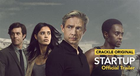 Or Tv Series Startup A Look At Season One From Crackle Canceled Tv Shows Tv Series Finale