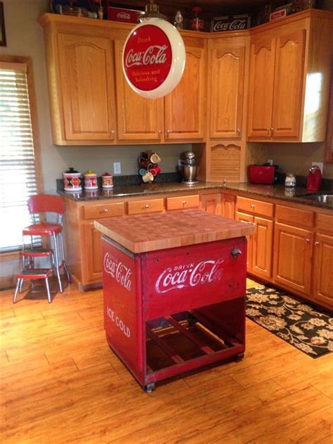 home decor party plan companies coke themed kitchen