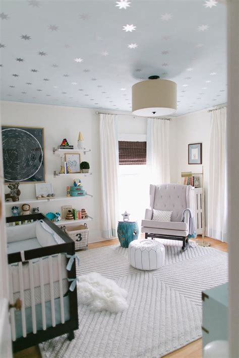 baby boy room reed s soft starry space nursery tour nurseries