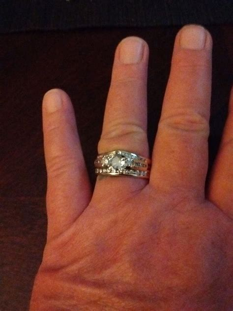 wear  wedding ring  steps  pictures wikihow