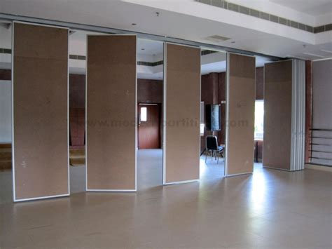 modern partition walls acoustic and glass operable walls modwal modern