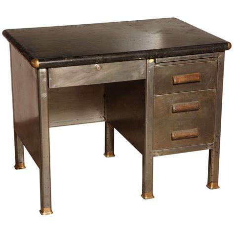 Steel Office Furniture Institute Desk At 1stdibs Steel Office Desks