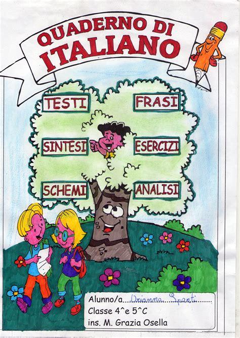 analisi grammaticale di giardino quinta classe lingua italiana maestra mg