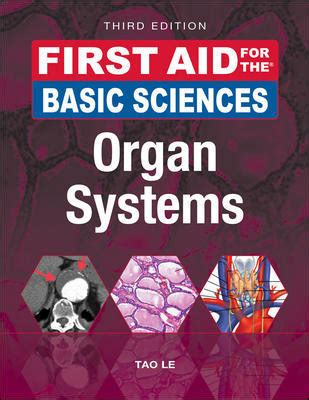 aid for the basic sciences organ systems third