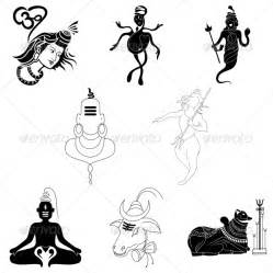 hindu lord shiva religious vector designs pack graphicriver