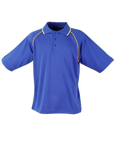 Inc Polo Shirt Royal Blue easy care polo club shirt royal blue mens or