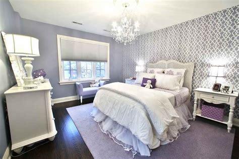 decorating  purple teenage girl room decorating