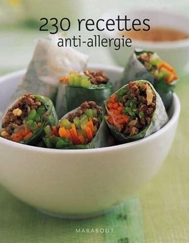 230 recettes anti allergies d'anne r swain
