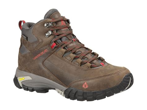 Airwalk Hiker Leather Syn Brown vasque talus trek ultradry 5 waterproof hiking boots synthetic leather