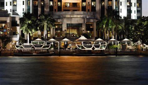 hotel review  peninsula bangkok