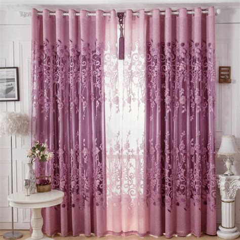 purple print curtains high end curtains window drapes custom curtains sale