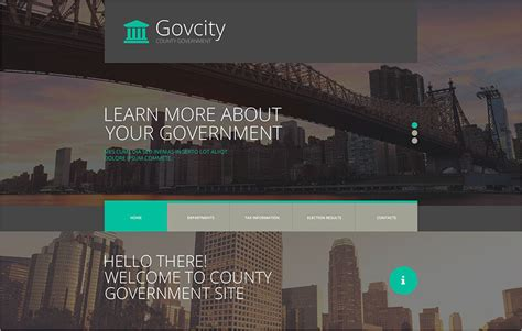 bootstrap themes free government political bootstrap themes templates free premium