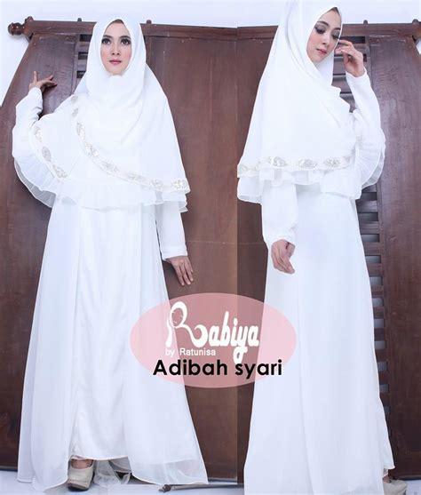 baju gamis syari terbaru busana muslim pesta modern 2015 newhairstylesformen2014