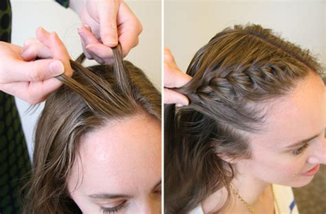 does plaiting the hair make it grow long how to do a side french braid popsugar beauty