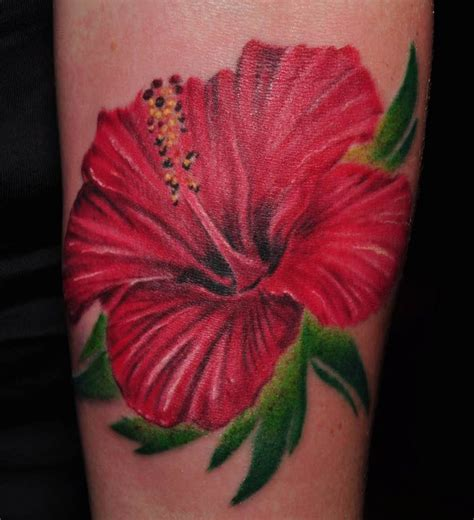 tattoo pictures hibiscus flowers hibiscus tattoo by joey hamilton tats pinterest