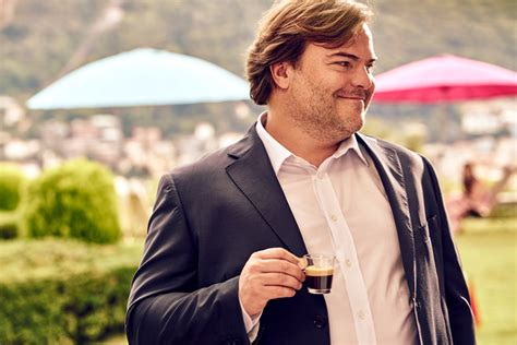 nespresso commercial actress jack black nespresso adds a new tone to its advertising campaign as