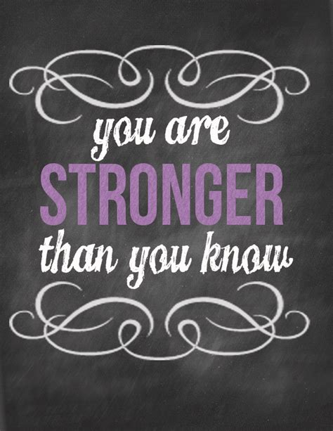 Stronger Than You you are stronger quotes quotesgram