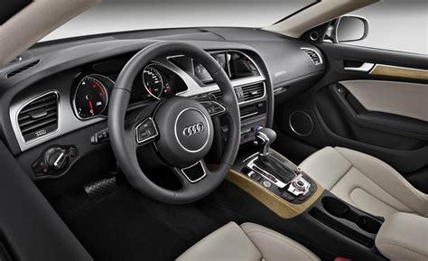 Audi A5 Interior 2013 car and driver