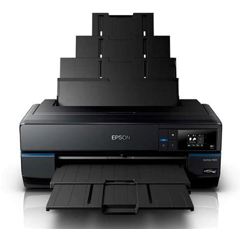 Printer Epson A2 epson announces surecolor p800 a2 printer photo review