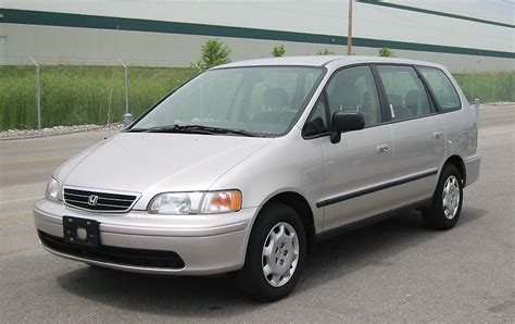 Honda Odyssey Photos 11 On 1998 Honda Odyssey Information And Photos Zombiedrive