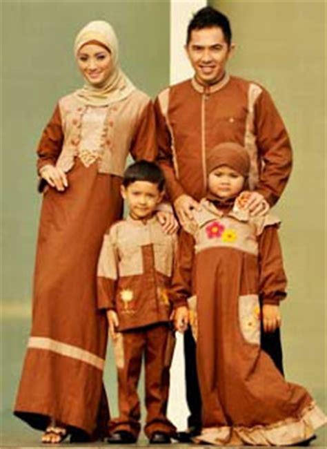 Baju Muslim Keluarga Kecil Memilih Baju Muslim Keluarga Artikel Baru
