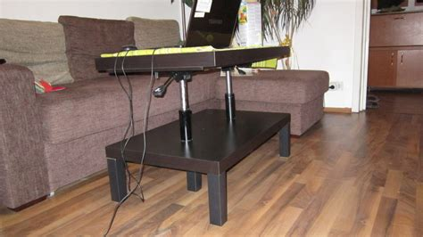 maximizing practicality with lift up coffee table from
