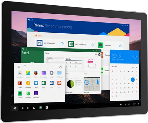 android tablet os jide remix pro 2 in 1 tablet with remix os 3 based on android m is now official
