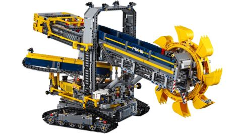 best technic lego lego s largest technic set can dig a moat around your home