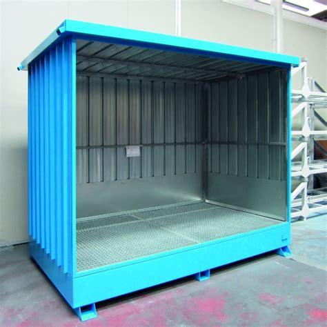 open front storage cabinets storage cabinet for 2 ibcs basic range steps and stillages