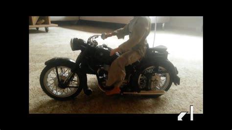 Dickie Rc Motorrad Bmw R25 Beiwagen by Dickie Rc Bmw R25 Mit Beiwagen Umbau Youtube