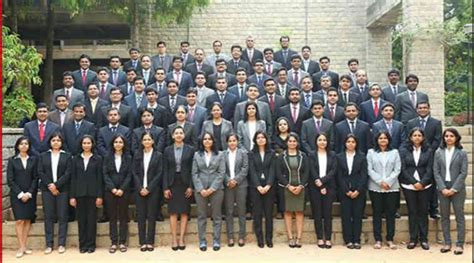 Iim Bangalore Cut 2017 For Mba by Consultancy Firms Dominate Placements In Iim Bangalore