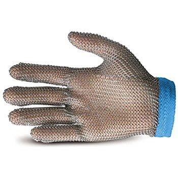 chainmail gloves for saw stainless steel mesh hand glove cut resistant s cut
