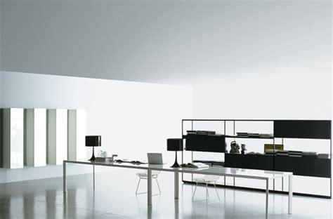 minimalist furniture  home office digsdigs