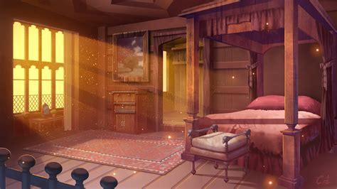 mansion bed artstation mansion bedroom art bidin