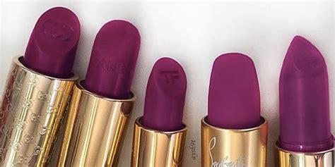 Lipstik Wardah Lasting Warna Ungu 5 warna lipstik terbaik untuk kulit sawo matang meramuda
