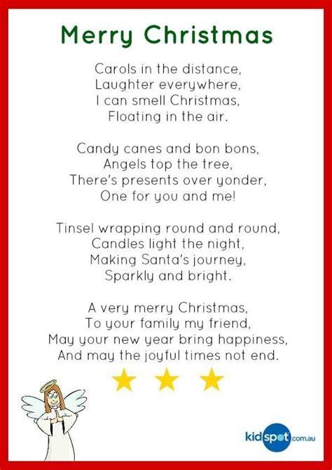 christmas poetry  kids christmas poems christmas card verses xmas poems