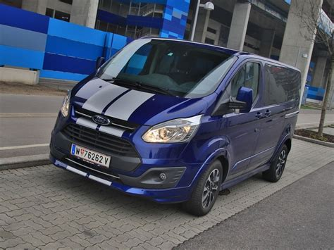 ford tourneo custom tuning ford tourneo custom 2 0 tdci mit 170 ps testbericht
